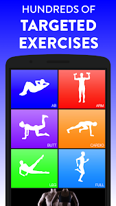 screenshot of Daily Workouts - Exercise Fitness Workout Trainer version 6.12