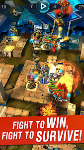 screenshot of Defenders 2: Tower Defense Strategy Game version 1.7.179310