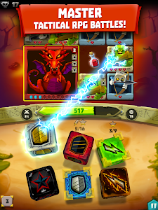 screenshot of Dice Hunter: Quest of the Dicemancer version 4.1.0