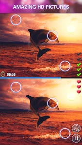 screenshot of Find the Differences Queen version 0.0.0.1