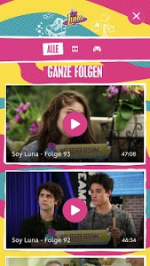 screenshot of Disney Channel version 2.28