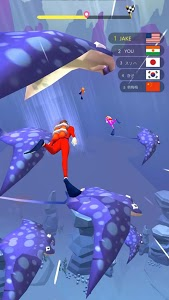 screenshot of Diver - Fun games free for adults juegos version 1.6