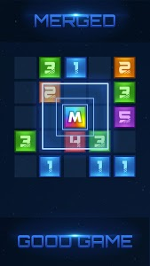screenshot of Dominoes Puzzle Science style version 16.0