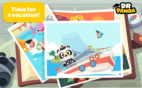 screenshot of Dr. Panda Town: Vacation version Varies with device