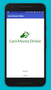screenshot of Earn Money Online - Get paytm paypal cash daily version 1.8.19