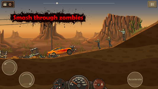 screenshot of Earn to Die Lite version 1.0.28