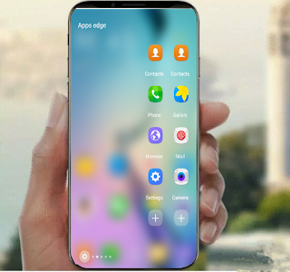 screenshot of Edge Screen S10 S10+ S8 Note8 S9 Note 9 version 2.1.3