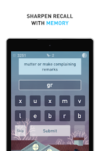 screenshot of Elevate - Brain Training Games version Varies with device
