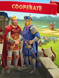 screenshot of Empire: Four Kingdoms version 1.38.55