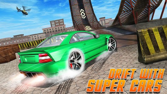 screenshot of Extreme Car Drifting and Racing 2019 version 1.0.0