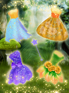 screenshot of Fairy Tale Princess Dressup version 1.2