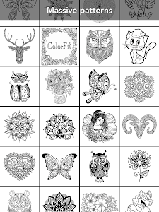 screenshot of Coloring Book for family version 3.0.5
