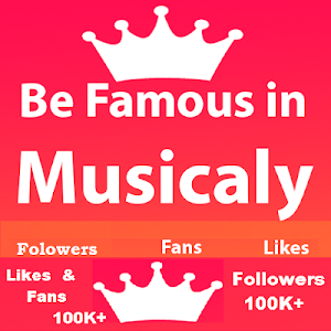 screenshot of Famous For Musically Likes & Followers version 1.0