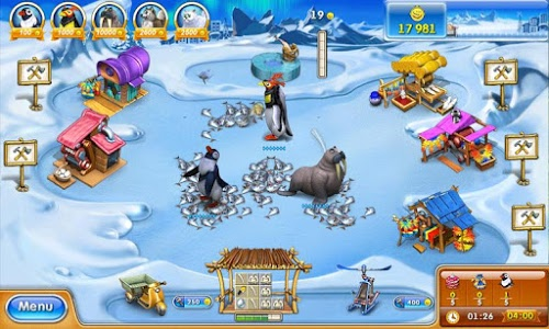 screenshot of Farm Frenzy 3 version 1.16