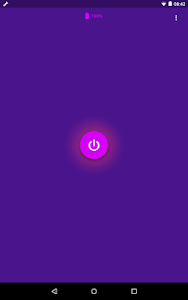 screenshot of Flashlight version 1.10