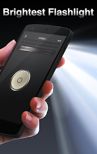 screenshot of Flashlight & LED Torch version Varies with device