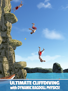 screenshot of Flip Diving version Varies with device
