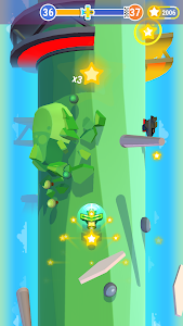 screenshot of Fly Sky High version 0.9