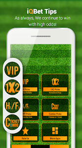 screenshot of Football Betting Tips: iQBetFox version 1.1.3