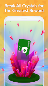 screenshot of Free Gift Cards for Xbox - Crystal Clicker version 1.0