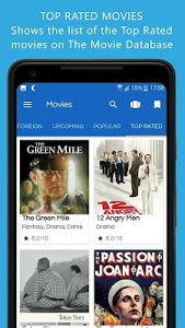 screenshot of Free Movies & Tv Shows version 1.2