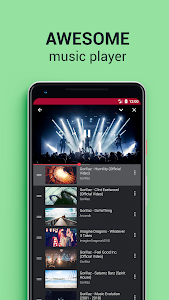 screenshot of Free Songs & Free Music Videos (Download Now) version 1.5.1