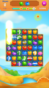 screenshot of Fruit Garden version 1.0
