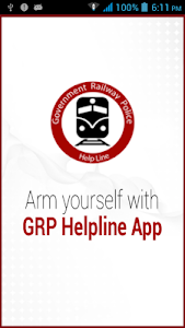 screenshot of GRP Help App (Official) version 3.1