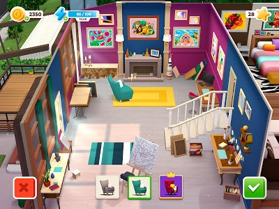 screenshot of Gallery: Coloring Book & Decor version 0.166