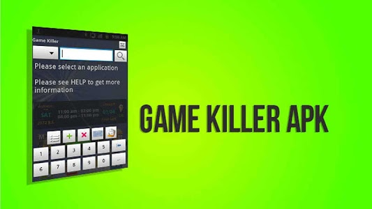 screenshot of Game Killer New Pro 18 App. version 1.0.0