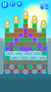 screenshot of Gold Totem - destroy blocks ! version 1.5