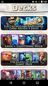 screenshot of House Royale - The Clash Guide version 1.4.6