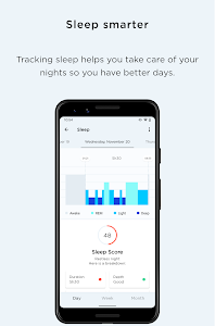 screenshot of Health Mate - Total Health Tracking version 3.5.4