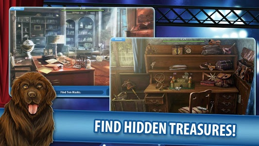 screenshot of Hidden Object Trapped! Find the Lost Episodes FREE version 1.1