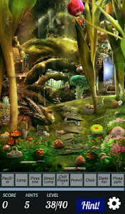 screenshot of Hidden Worlds Adventure version 1.0.33