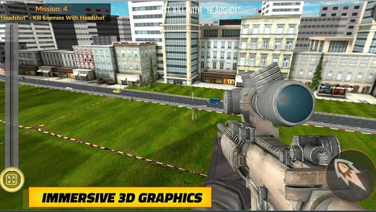 screenshot of Counter Sniper Shooting version Varies with device