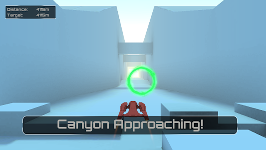 screenshot of Hill Racer - Drive Spaceship to the Highest Score version 2