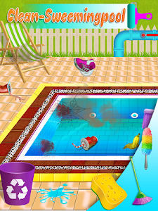 screenshot of Home Cleaning and Decoration in My Town: Help Her version 1.0.6