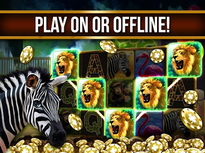 screenshot of Slots: Hot Vegas Slot Machines Casino & Free Games version 1.151