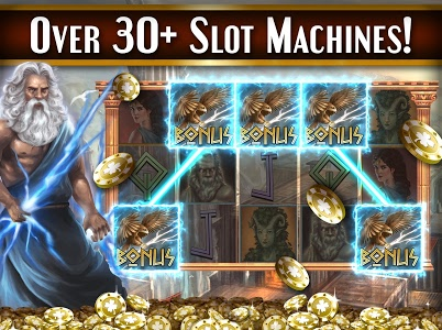 screenshot of Slots: Hot Vegas Slot Machines version 1.126
