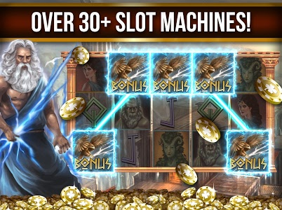 screenshot of Slots: Hot Vegas Slot Machines Casino & Free Games version 1.155