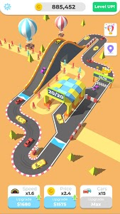 screenshot of Idle Racing Tycoon-Car Games version 1.4.1