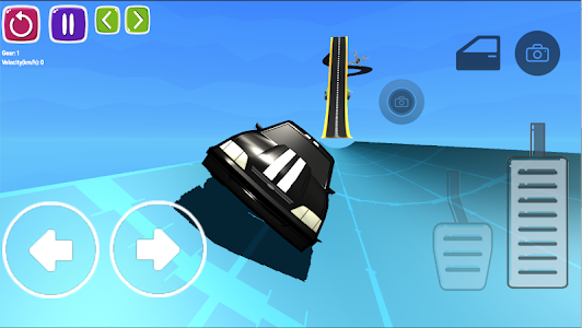 screenshot of Impossible Roads version 0.2.1
