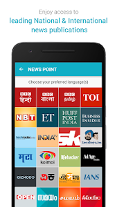 screenshot of India News - Breaking News version 2.0.5