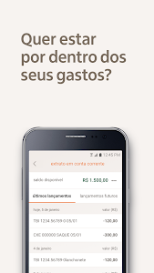 screenshot of Itaú Light - Seu banco leve version 2.8.10