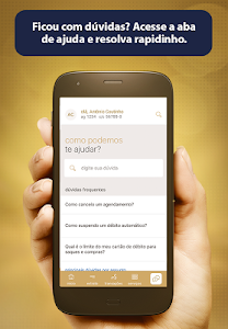 screenshot of Itaú Personnalité version 6.4.5