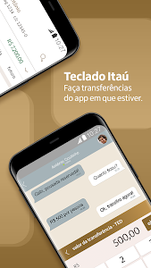 screenshot of Itaú Personnalité version 6.8.4