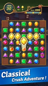 screenshot of Jewel Castle™ - Classical Match 3 Puzzles version 1.4.3