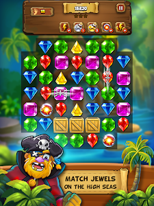 screenshot of Jewel Mash version 1.1.1.1