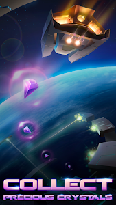 screenshot of Jump Drive - One Tap Space Arcade version 1.1.8